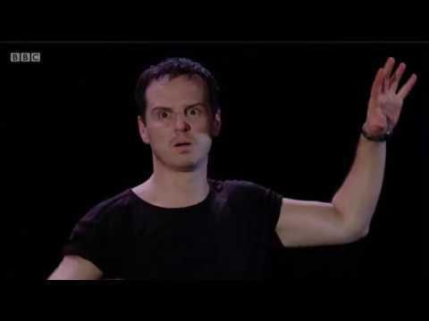 Andrew Scott as Hamlet: