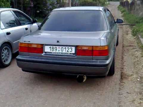 acco exhaust