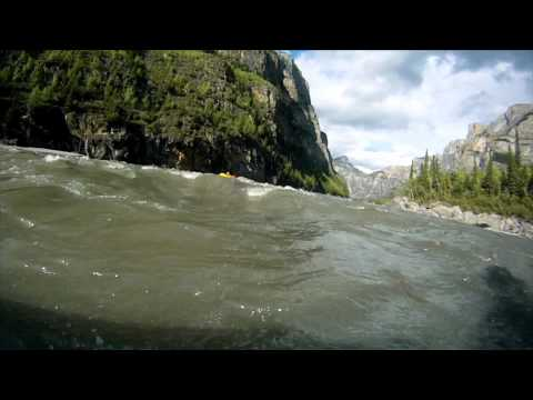 Nahanni Whitewater Rafting (Northwest Territories, Canada) #ExploreCanada