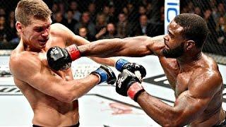 UFC 209: Tyron Woodley vs Stephen Thompson FIGHT HIGHLIGHTS