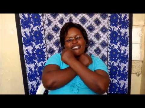 Kenyan sign language ~Verb~