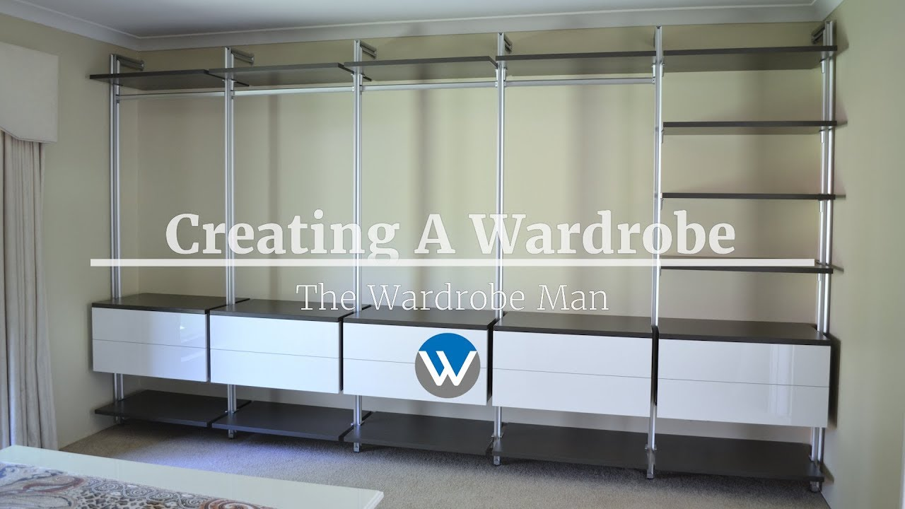 The Wardrobe Perth Building A Wardrobe Or Walk In Robe The Wardrobe Man