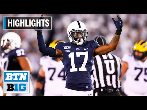 Highlights: PSU Still Undefeated After Downing Michigan | Mi