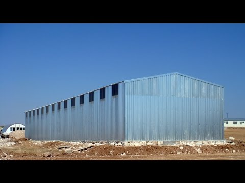 Termit Steel | Steel Construction Hangars | Steel Construction Warehouse