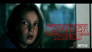 Stranger Things Season 2 Opening Scene (A level Media Coursework)