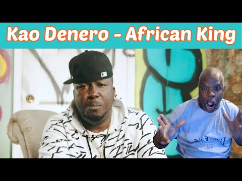 American Reaction Kao Denero - African King (Official Video) - Latest 2020 / 2021