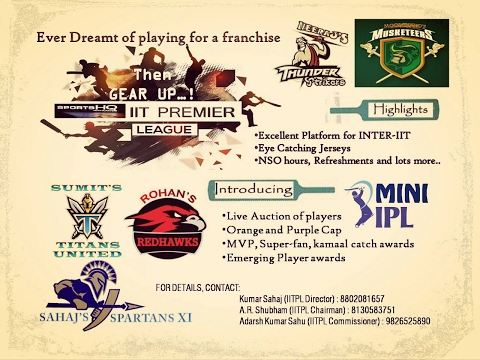 IITD Premier League | Auctions