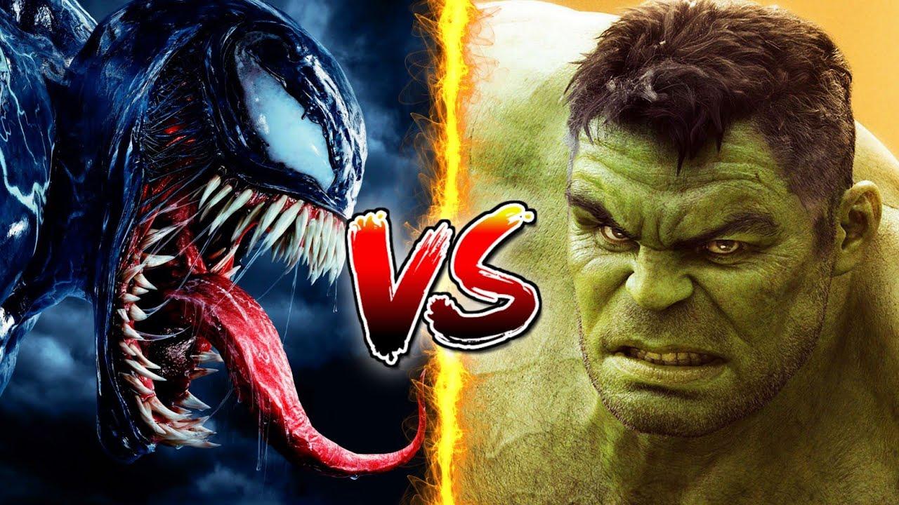 Download Venom Vs Hulk / Who will win ? / Venom Let There Be Carnage
