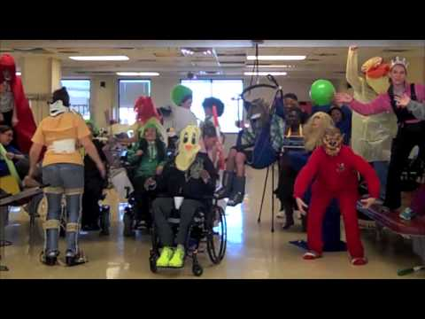 Shepherd Center's Harlem Shake