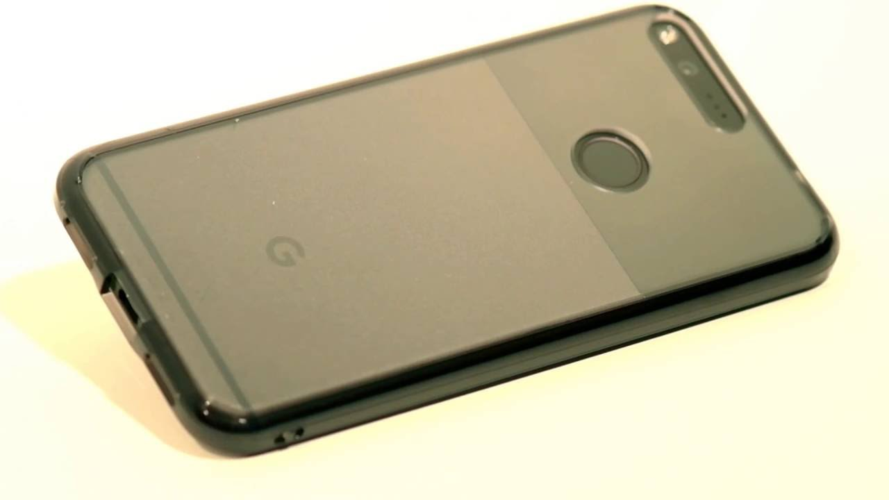 on sale 2f644 47333 Google Pixel XL Ringke Fusion Case Smoke Black