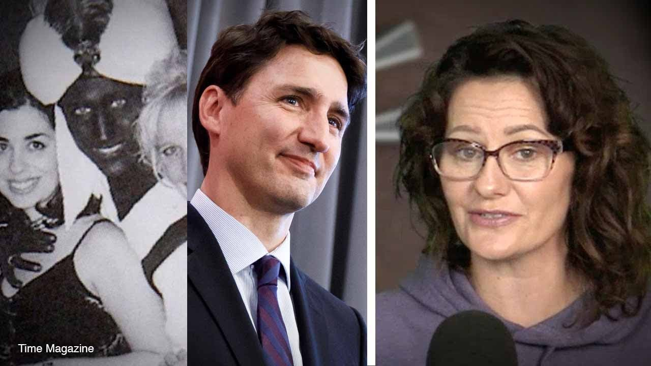 "Justin ""blackface"" Trudeau took entire course on white male privilege in 1990s 