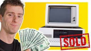 Get the Most MONEY For Your Old Tech!
