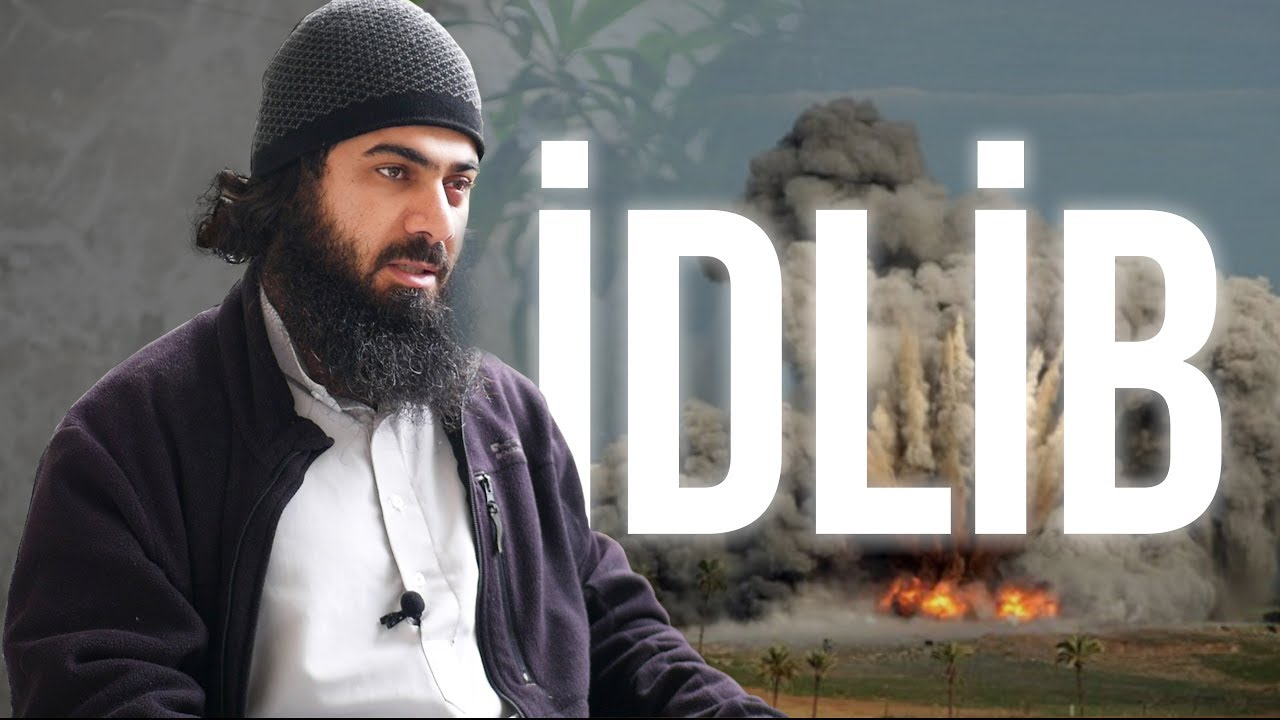 Recep Hocamıza İdlib'i Sorduk..