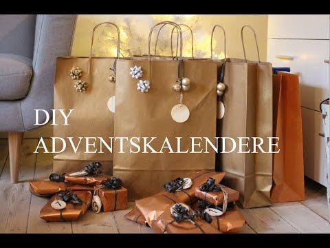 Laver Adventskalendere Til Min Familie & Kæreste!