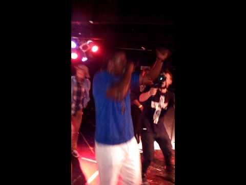 """Q Dot Davis - """"On Dat Potion"""" Live @ Zydeco 10/11"""