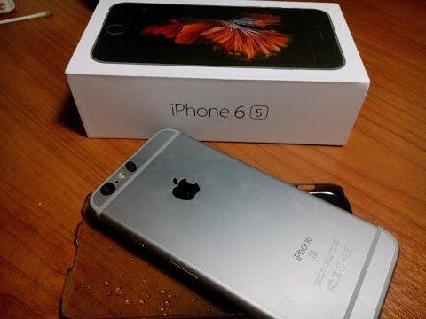 Копия iPhone 6s с Aliexpress