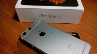 видео Копия iphone 6 на Aliexpress