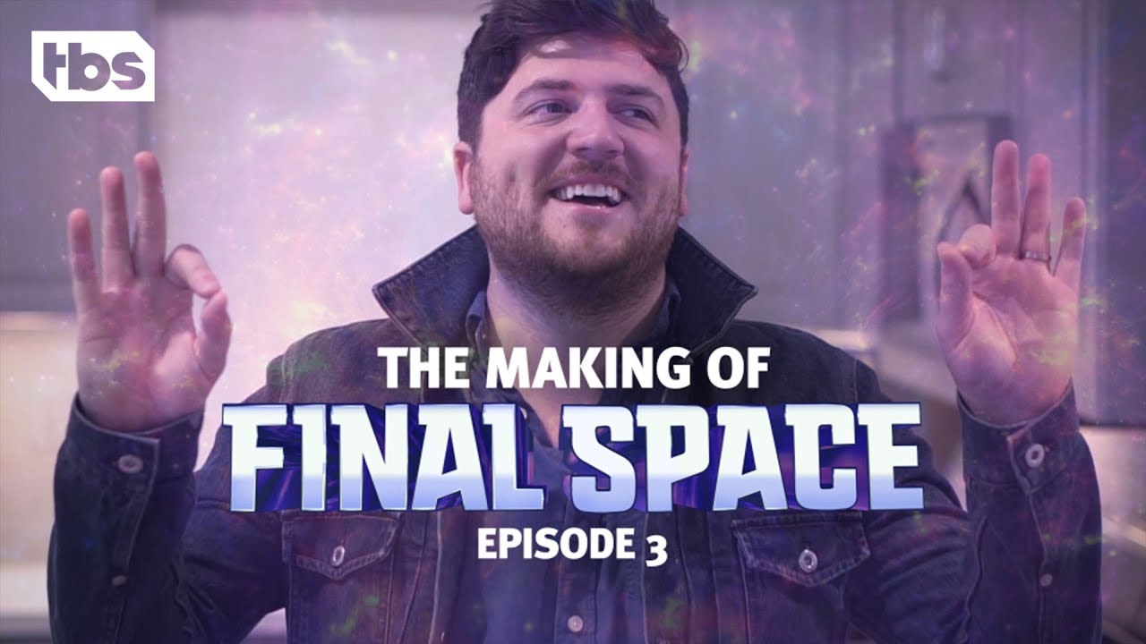 Download Final Space - The Making Of Final Space: Origins - Episode 3 [BEHIND THE SCENES] | TBS