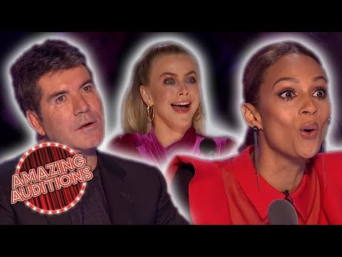 TOP 5 SMARTEST Got Talent Contestants EVER! | Amazing Auditions