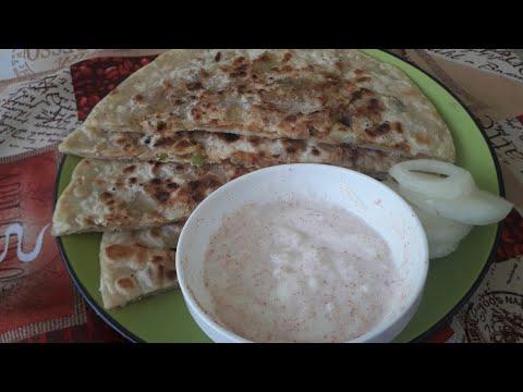 Alu Paratha with Chai Asmr, Pakistani Breakfast Mukbang,Eatforlife,eatingsounds