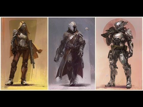 Bungie Tells More about Destiny's World