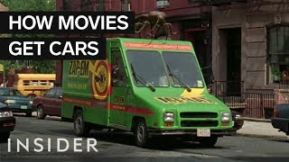 How Movies Get Vintage And Custom Cars