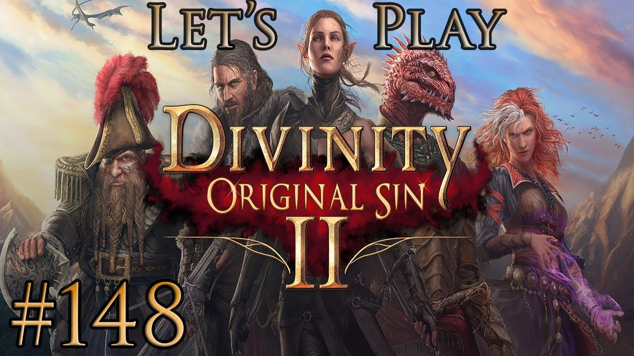 Let's Play Divinity Original Sin 2 Part 148: In the Doctor's Basement