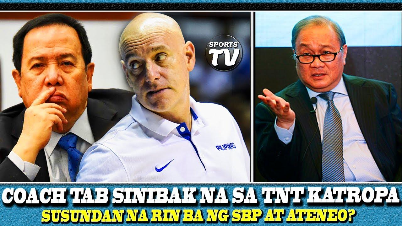 Coach TAB BALDWIN SINIBAK na ng TNT KATROPA   ATENEO at SBP Susundan narin?   Nanganganib na CAREER