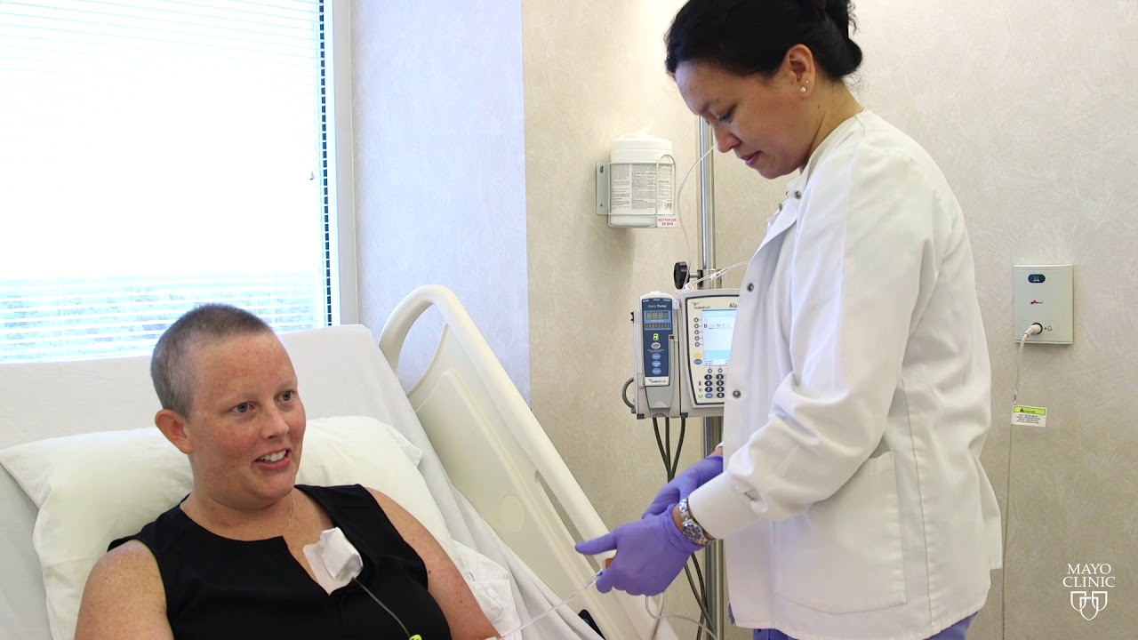 Mayo Clinic Minute When Cancer Treatment Hurts Your Heart Youtube