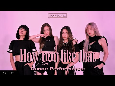 BLACKPINK - 'How You Like That' (DANCE VERSION) COVER BY INVYSUAL