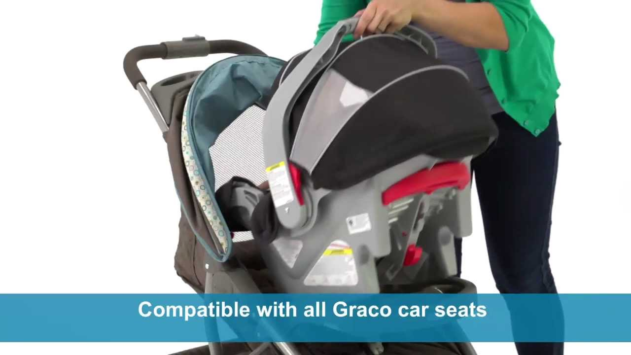 Graco Dynamolite Classic Connect Stroller