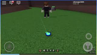 1 channel set.. ROBLOX BEYBLADE
