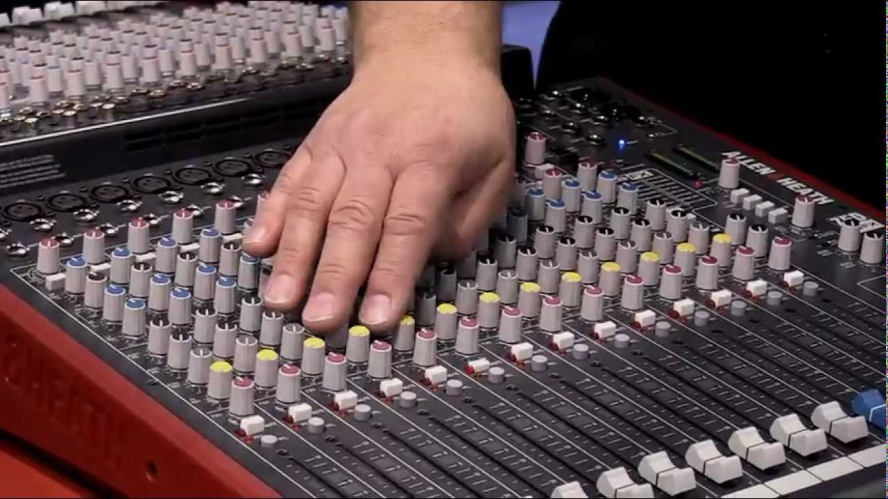 Allen & Heath ZED-16FX Mixer - Review