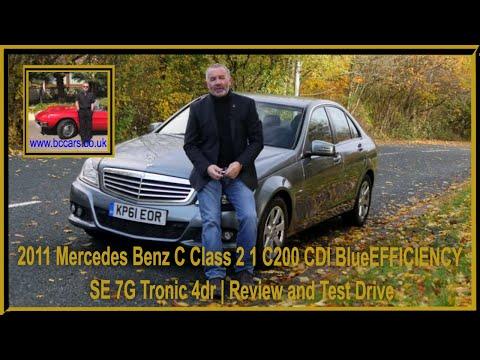 mercedes-benz-c-class-2-1-c200-cdi-blueefficiency-se-7g-tronic-4dr-|-review-and-virtual-video-test-d