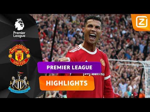 RONALDO IS TERUG BIJ UNITED! 🤩 | Man United vs Newcastle | Premier League 2021/2