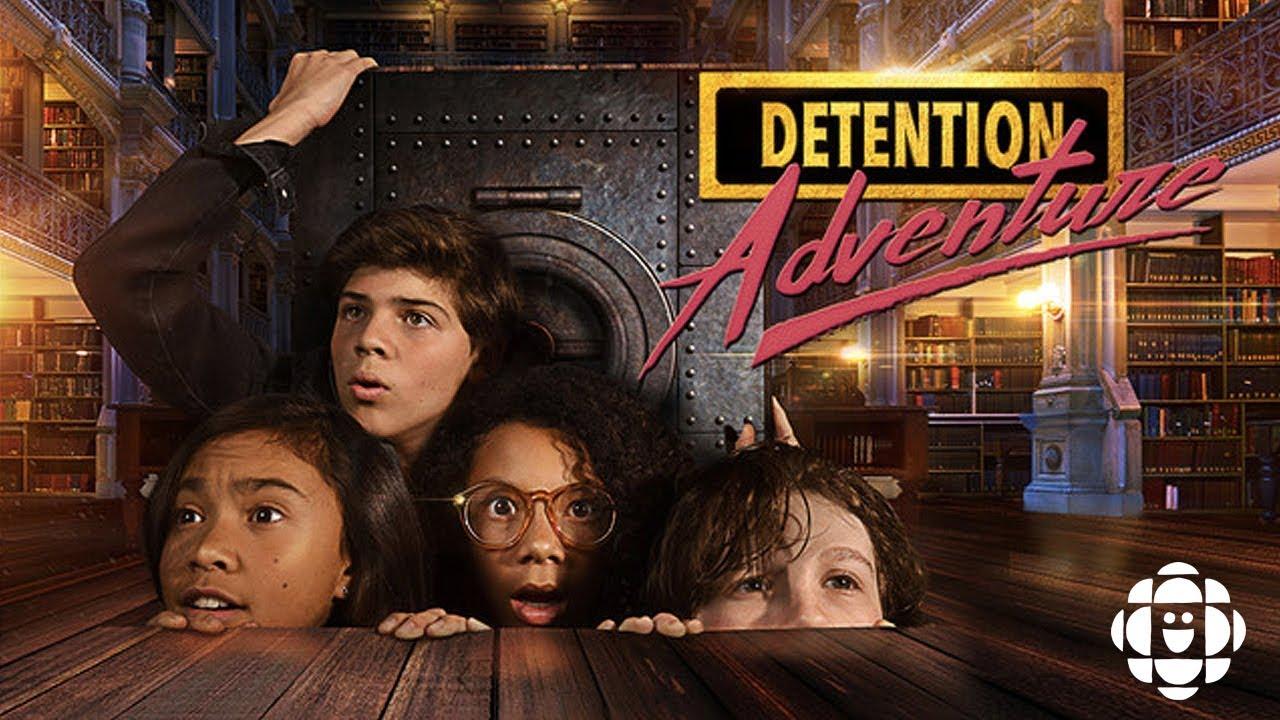 Detention Adventure Trailer  CBC Kids - YouTube