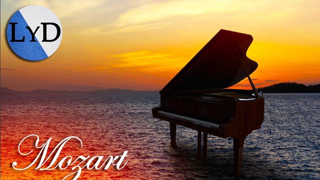 Mozart Música Clásica Relajante De Piano Para Estudiar Y Concentrarse Trabajar Relajarse Leer Youtube