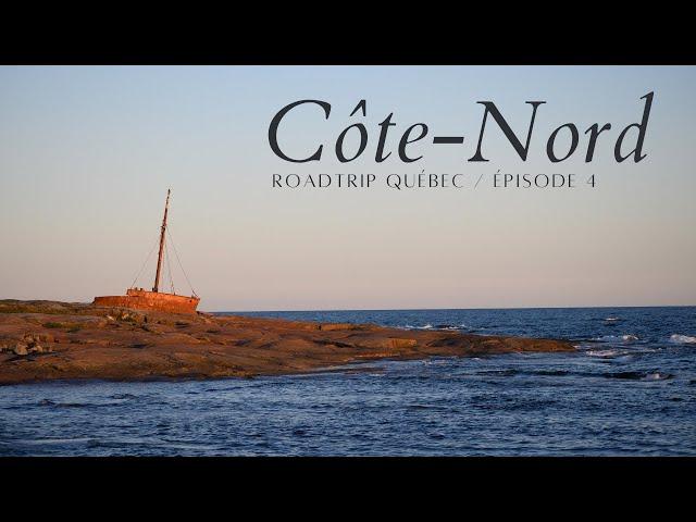 🚗 Roadtrip sur la Côte-Nord #4 / De Natashquan à Kegaska