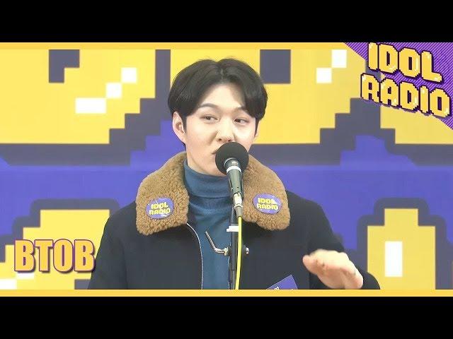 [IDOL RADIO] 창섭표 라면 꿀Tip! (feat.천상의 맛)