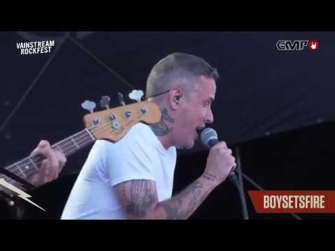 Boysetsfire Livestream Vainstream 2018 EMP LIVE