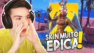 SKIN DEVASTATION MADE ME WIN in the MOST * IMPOSSIBLE WAY * L FORTNITE