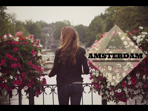 Hippie in the City: Amsterdam - Nina Land