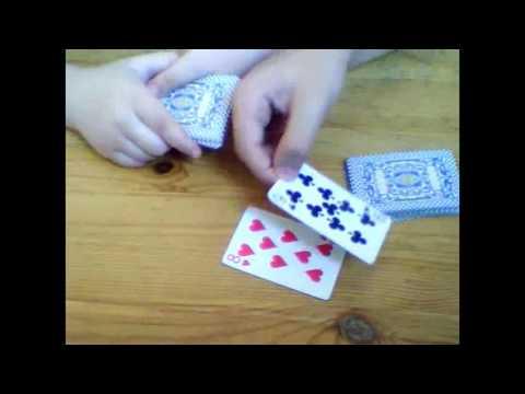 Как играть в карточную ТЫСЯЧУ (1000)