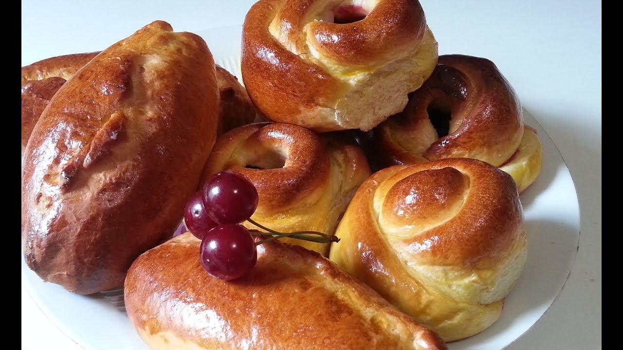 рецепт самых вкусных пирожков сдобных с вишней