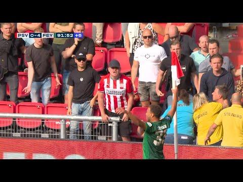 PSV Feyenoord Goals And Highlights
