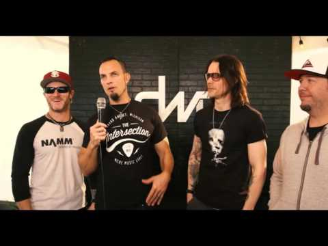 Alter Bridge - ''Interview Louder Than Life'' Festival 2016