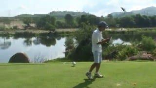 """ゴルフ発祥の地""""セントアンドリュース""""と同じ名前のゴルフ場がタイのパ..."""
