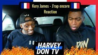 Kery James - J'rap encore  Reaction #HarveyDonTV #Raymanbeats #KeryJames
