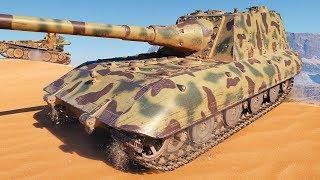 Jagdpanzer E-100 - 11K Damage - World of Tanks Gameplay