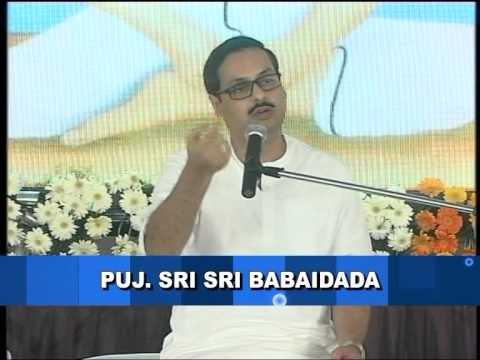 Sree Sree THAKUR ANUKULCHANDRA Utsav 2015 @ DELHI _ Rev. PUJANIYA BABAI DA -Part II